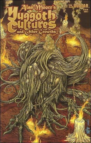 Alan Moore's Yuggoth Cultures and Other Growths 3-B by Avatar Press