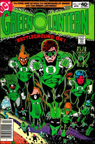 Green Lantern (1960) 127-A by DC