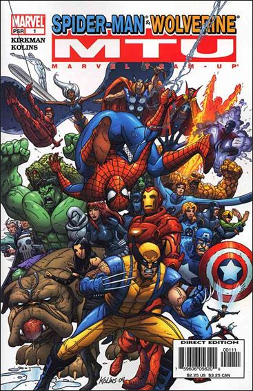Marvel Team-Up (2005) 1-A by Marvel