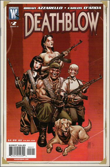 Deathblow (2006) 2-B by WildStorm
