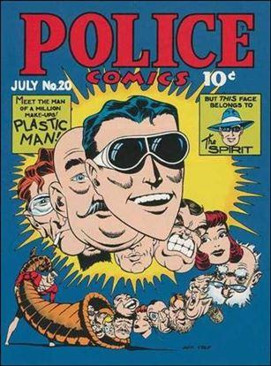 Police Comics 20-A
