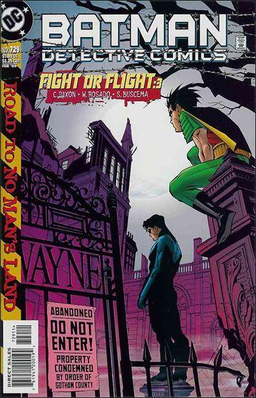 Detective Comics (1937) 729-A by DC