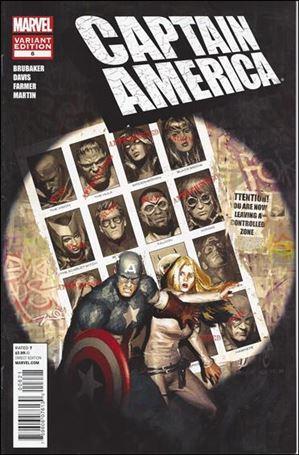 Captain America (2011) 6-B