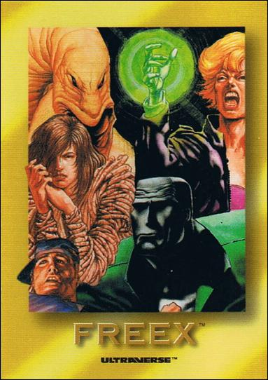 Ultraverse: Series 1 (Rookies Subset) R6-A by SkyBox
