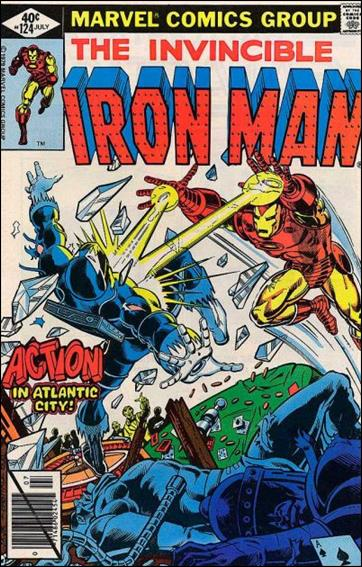 Iron Man (1968) 124-A by Marvel