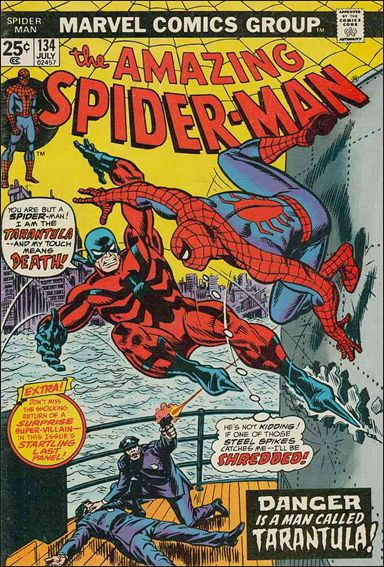Amazing Spider-Man (1963) 134-A by Marvel