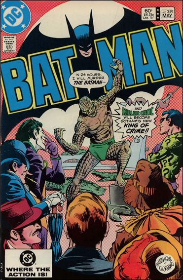 Batman (1940) 359-A by DC
