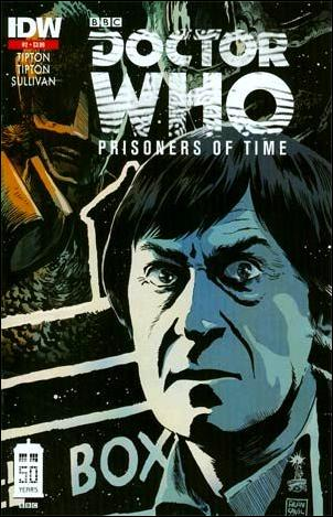 Doctor Who: Prisoners Of Time  2-D by IDW