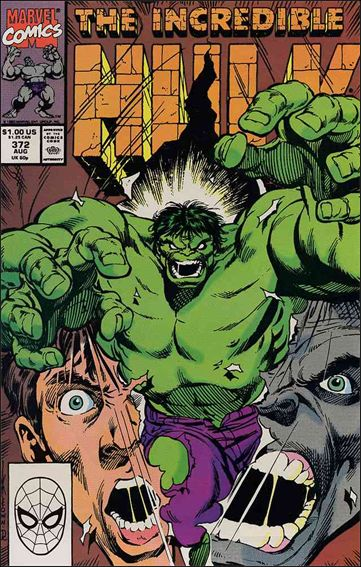 Incredible Hulk (1968) 372-A by Marvel