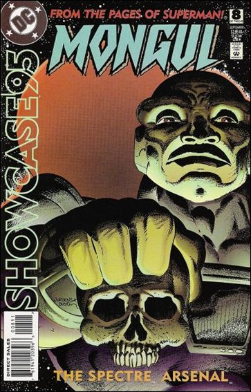 Showcase '95 8-A by DC