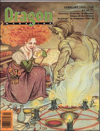 Dragon Magazine 130-A by Wizards of the Coast