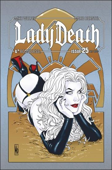 Lady Death (2010) 25-D by Boundless Comics
