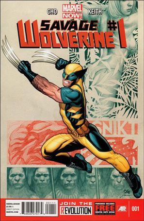Savage Wolverine 1-A
