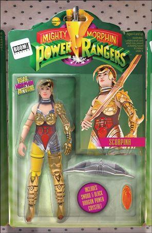 Mighty Morphin Power Rangers 9-D
