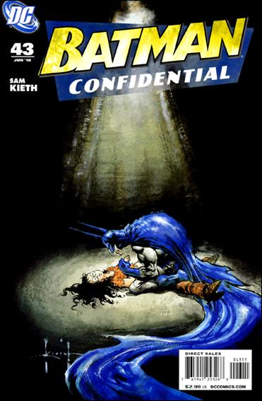 Batman Confidential 43-A by DC