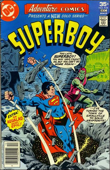 Adventure Comics (1938) 454-A by DC