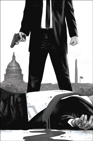 James Bond: Agent of Spectre 1-F