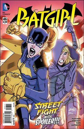 Batgirl (2011) 46-A