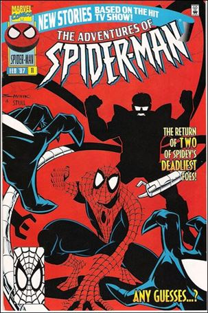 Adventures of Spider-Man / Adventures of the X-Men 11-A