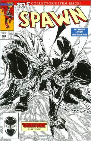 Spawn 231-B by Image
