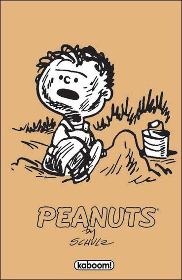 Peanuts (2012) 2-B by Kaboom!