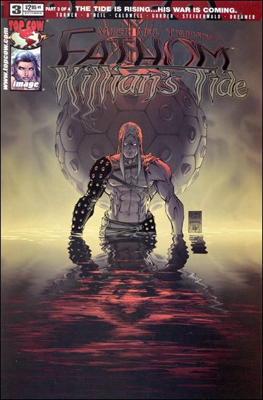Michael Turner's Fathom: Killians Tide 3-B by Top Cow