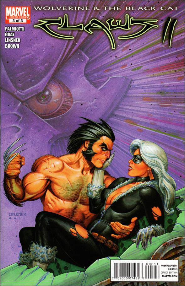 Wolverine &amp; Black Cat: Claws 2 3-A by Marvel