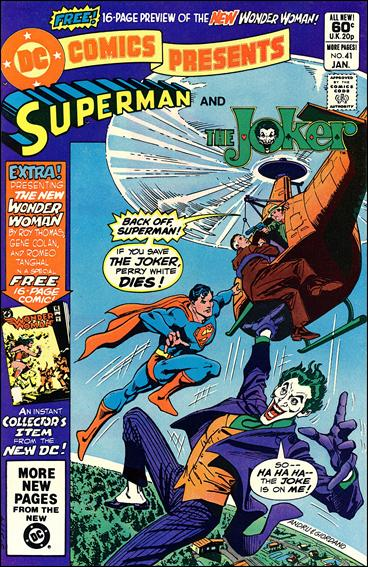 DC Comics Presents (1978) 41-A by DC