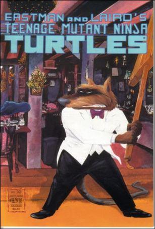 Teenage Mutant Ninja Turtles (1984) 23-A