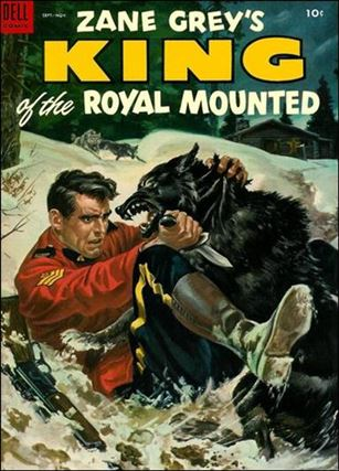 King of the Royal Mounted 13-A