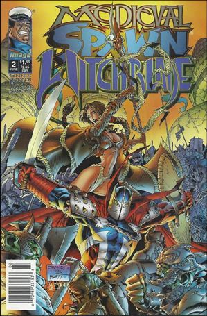 Medieval Spawn/Witchblade (1996) 2-C