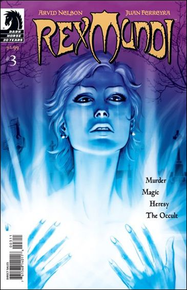 Rex Mundi (2006) 3-A by Dark Horse