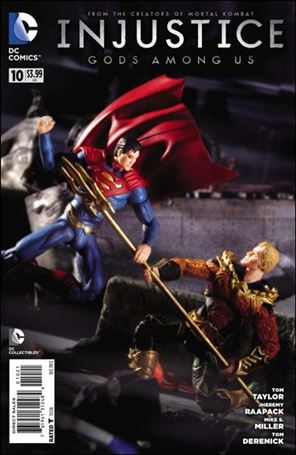 Injustice: Gods Among Us 10-B
