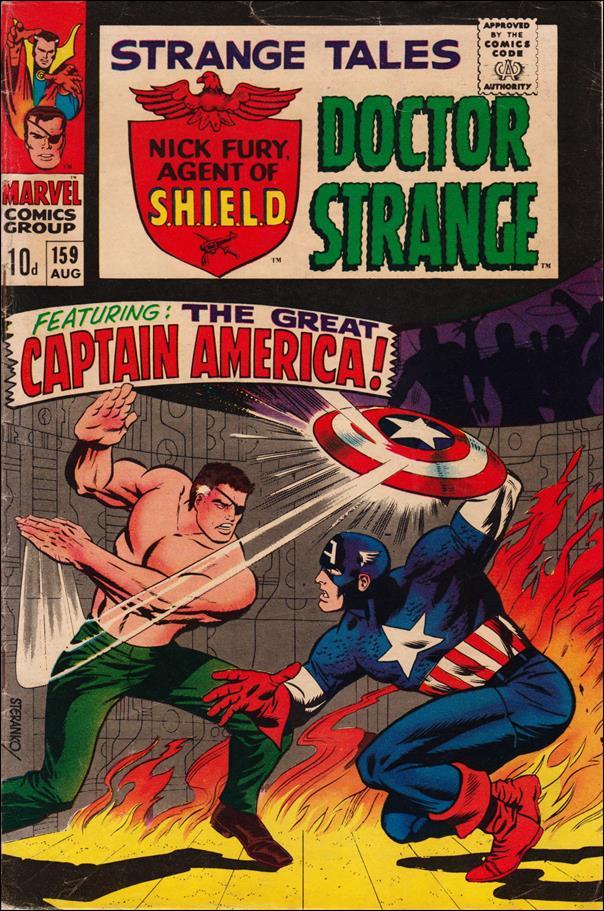 Strange Tales (1951) 159-B by Marvel