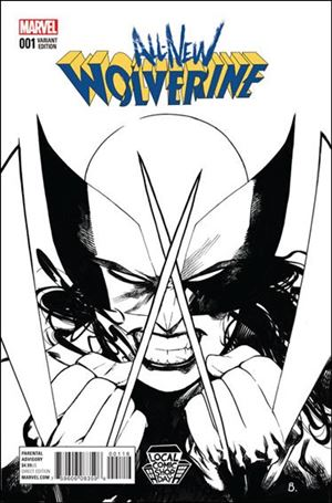 All-New Wolverine  1-I