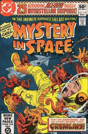 Mystery in Space (1951) 113-A