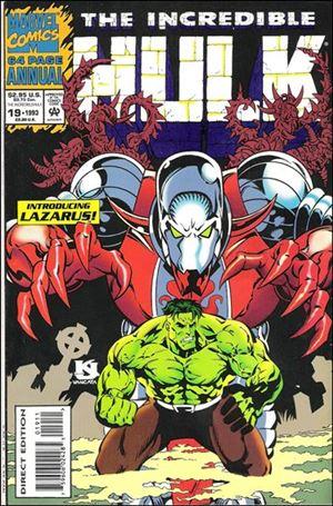 Incredible Hulk Annual  19-A