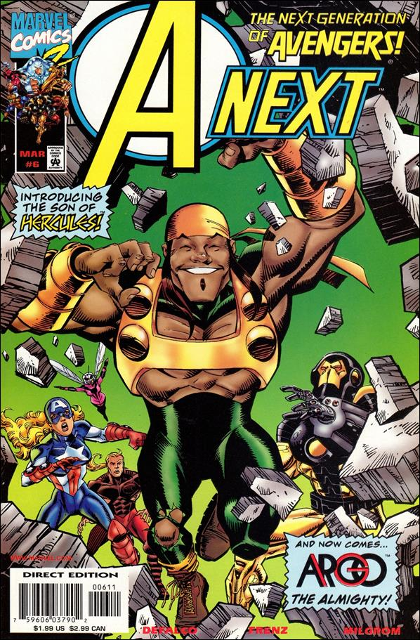 A-Next 6-A by Marvel