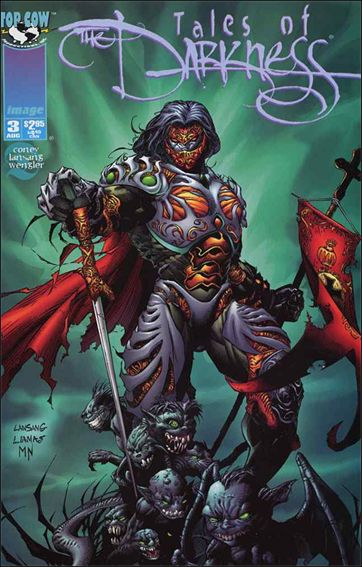 Tales of the Darkness 3-A by Top Cow