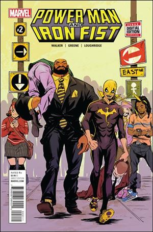 Power Man and Iron Fist (2016)  2-A