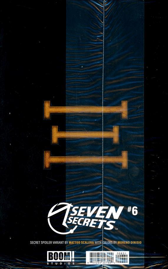 Seven Secrets 6-C by Boom! Studios