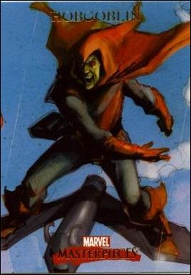 2007 Marvel Masterpieces (Base Set) 36-A by SkyBox