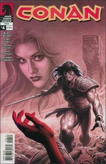 Conan (2004) 6-A by Dark Horse