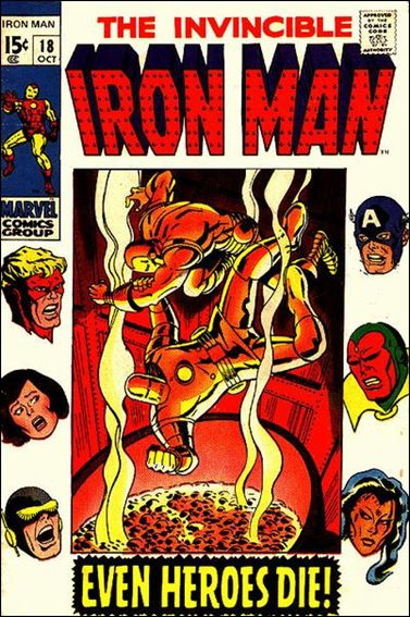 Iron Man (1968) 18-A by Marvel