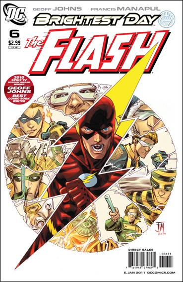 Flash (2010) 6-A by DC