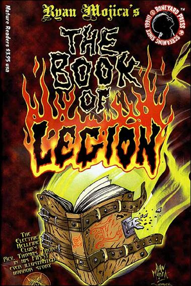 Book of Legion 1-A by Boneyard Press