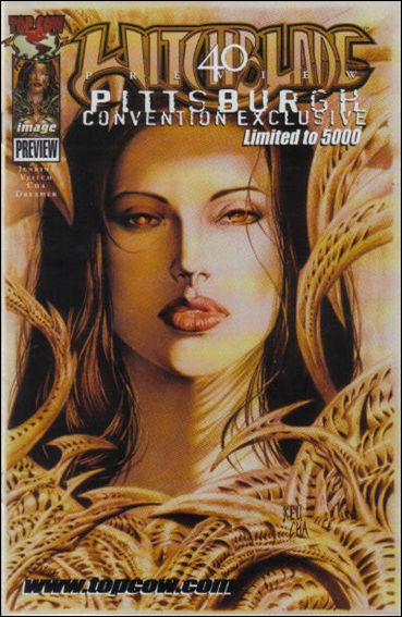 Witchblade 40-Z-INVALID1 by Top Cow