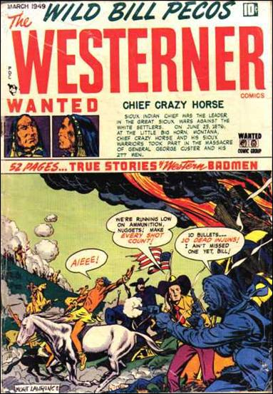 Westerner (1948) 19-A by Toytown