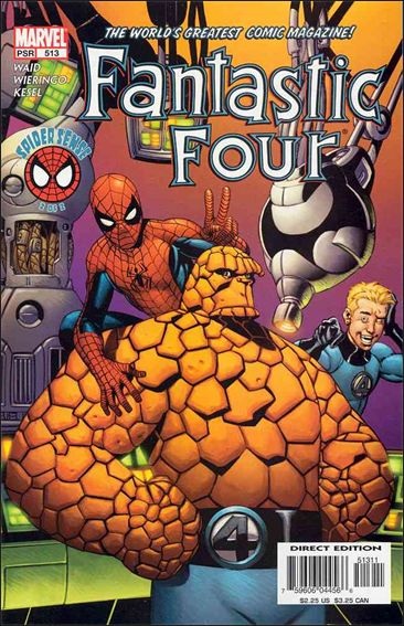 Fantastic Four (1961) 513-A by Marvel