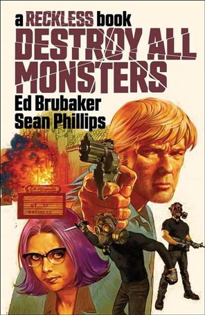 Destroy All Monsters: A Reckless Book nn-A